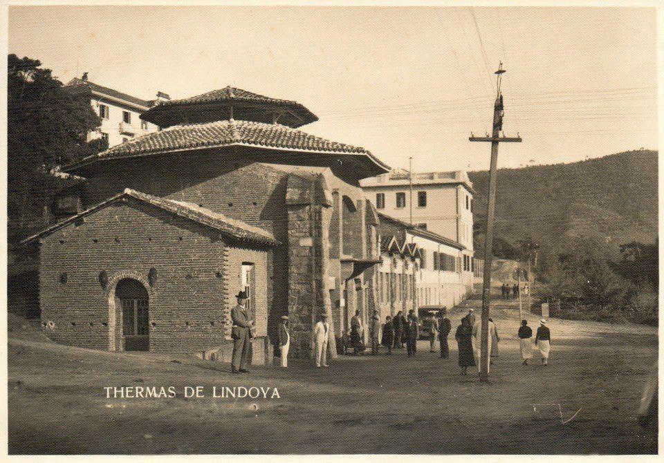 Thermas De Lindoya Fotos Antigas Cidade E Fotos