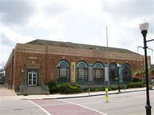 Sci Tech Science Museum Formerly The Post Office Aurora Il City Of Aurora Chicago Family Fun Aurora
