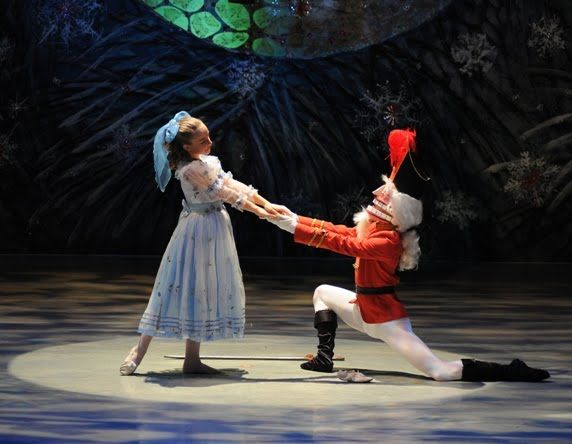 A Nutcracker Christmas Cast.Morning Noon And Night When To Go To Ballet Class Fun