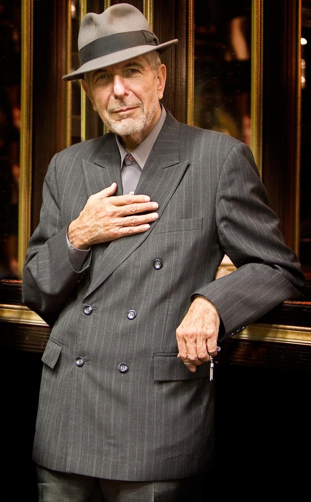 MELUSINE.H — gregorygalloway Leonard Cohen (21 September