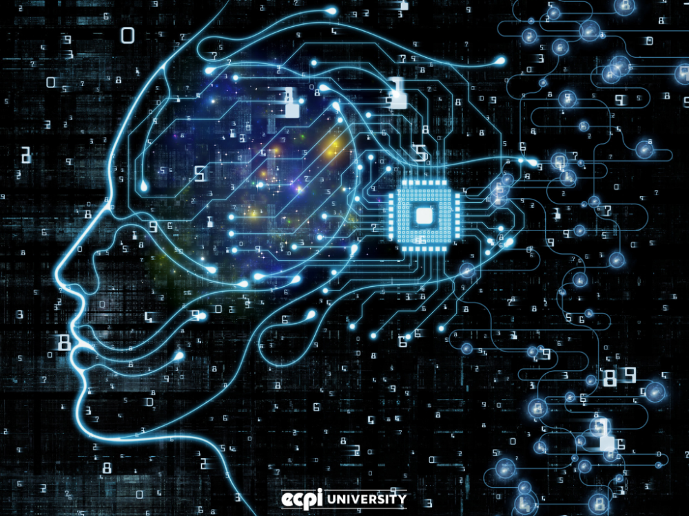 Binary Operative System Sains Komputer Teknologi Futuristik Inspirasi