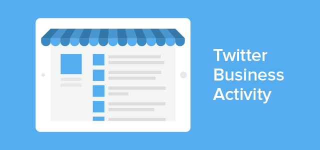 What Your Twitter Activity Says About Your Business