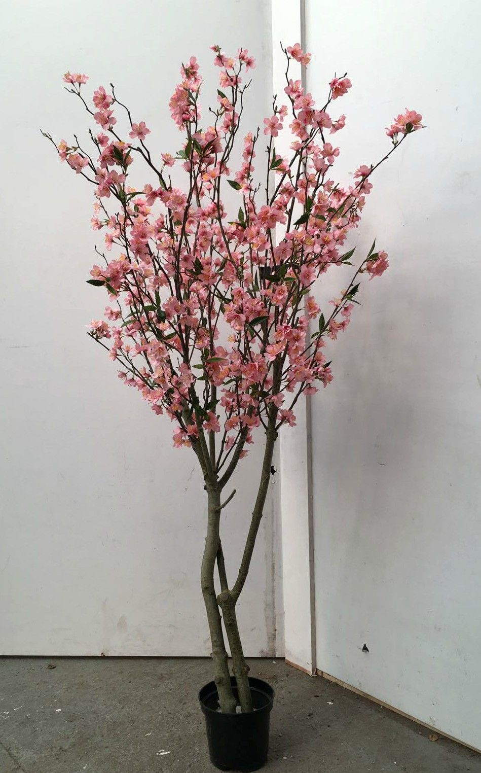 Artificial Pink Blossom Tree Handmade To Order By Red Hot Plants This Tree Is 5ft High B Artificial Cherry Blossom Tree White Cherry Blossom Pink Blossom Tree