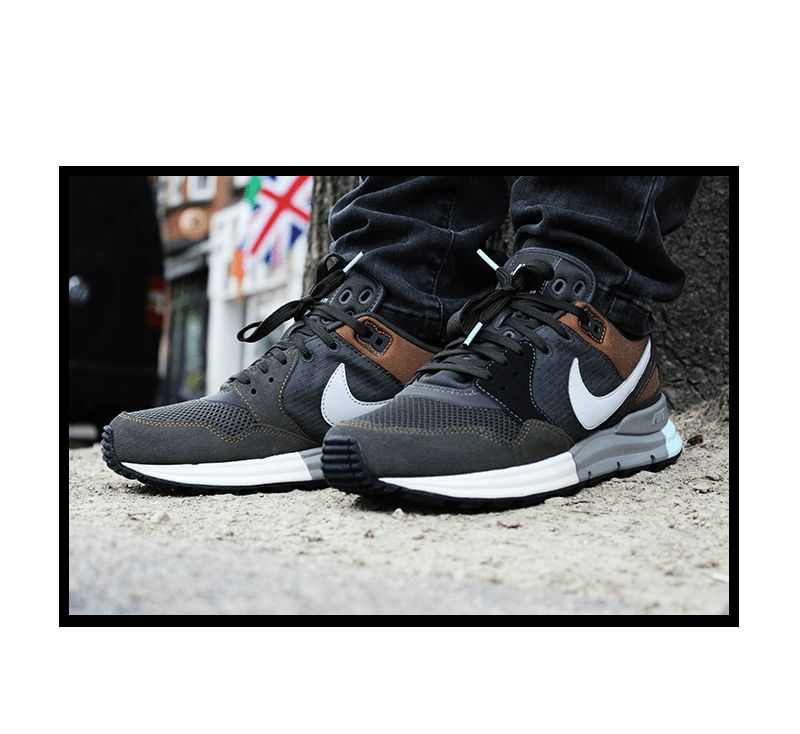 quality design bad52 f79bf ... real nike lunar pegasus 89 newsprint dusty grey black 1940e 903f6