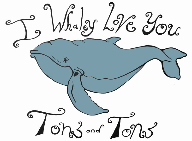 0a358ddf1c I Whaley Love You Tons And Tons   Funny Stuff   Love, Love you, Quotes