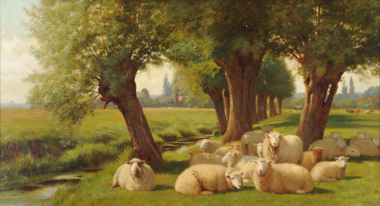 william sidney cooper   Tennants Auctioneers: William Sidney ...