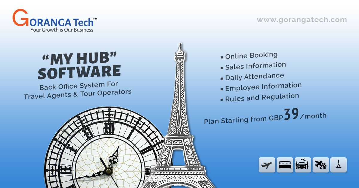 Hounslow Travel agency, Travel, Software