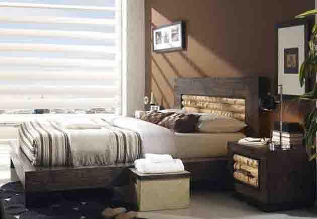 dekoratives bett rumba aus bambus. dekoration beltrán, ihr webshop, Schlafzimmer