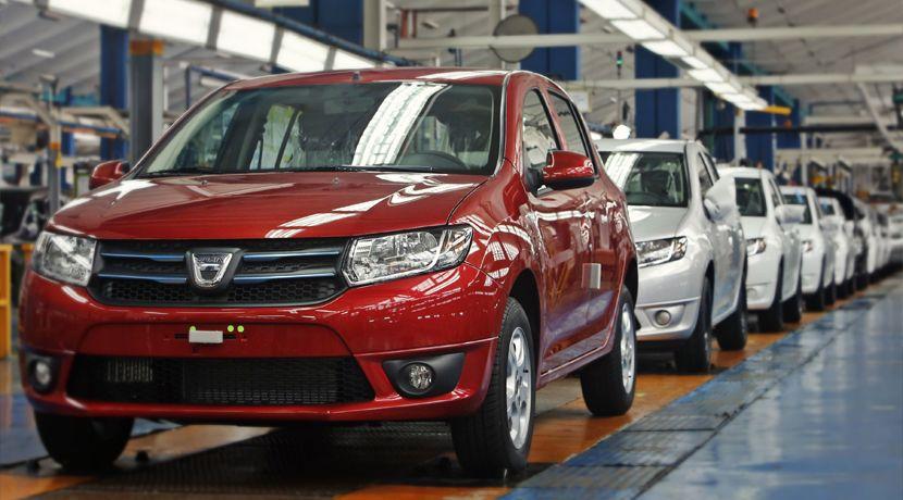 La Planta De Dacia En Tanger Produce La Unidad 1 000 000 Dacia