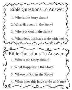 image regarding Free Bible Study Lessons for Adults Printable named Absolutely free Bible Investigation Printable for all ages! Supreme