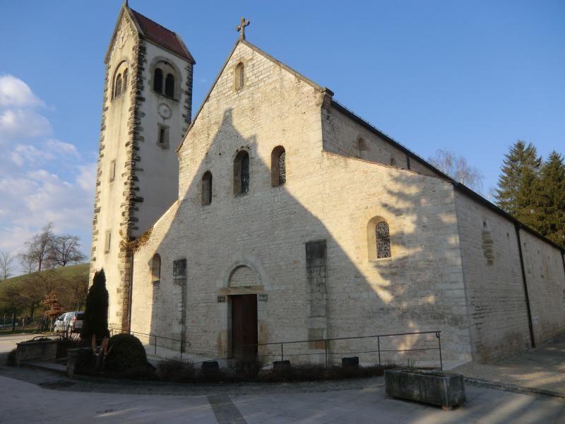 Eglise romane st jacques du xiie si cle feldbach le - Le 12 tavole romane ...
