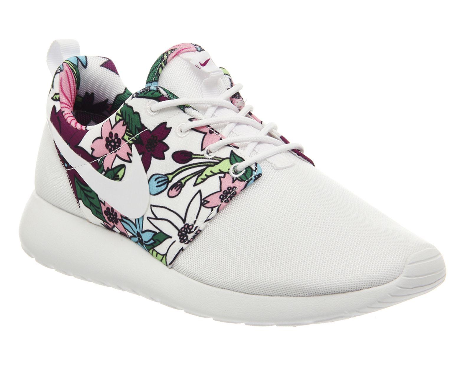 Nike Roshe Run Aloha White - Unisex Sports