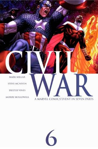 Civil War Comic Pdf