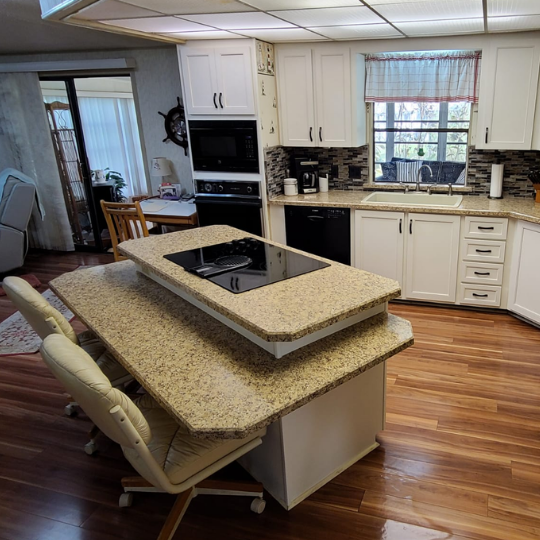 We Serve A 60 Mile Radius North To Titusville And South To Vero Beach We Offer Free Estimates 321 474 40 Kitchen Design Installing Cabinets Custom Cabinets