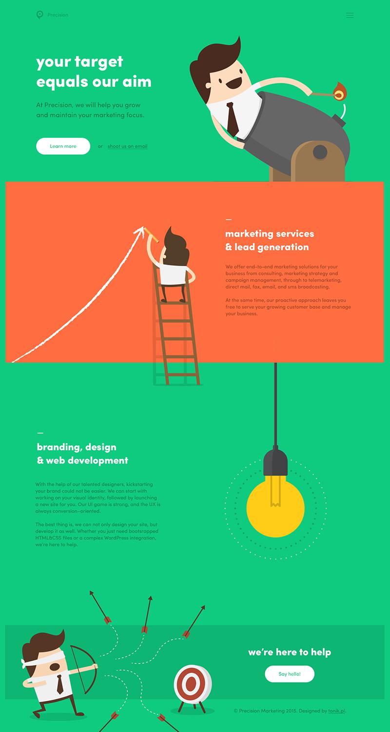 Precision   Web Design / Веб дизайн   Pinterest