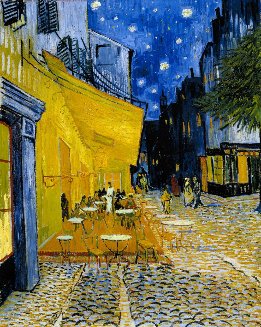 أشهر لوحات الفنان فنسنت فان جوخ البديل Van Gogh Landscapes Van Gogh Art Van Gogh Paintings
