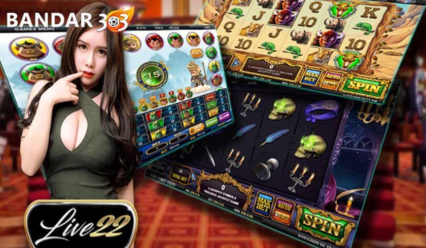 Cara Jitu 100% Menang Taruhan Slot Online Live22 di 2020
