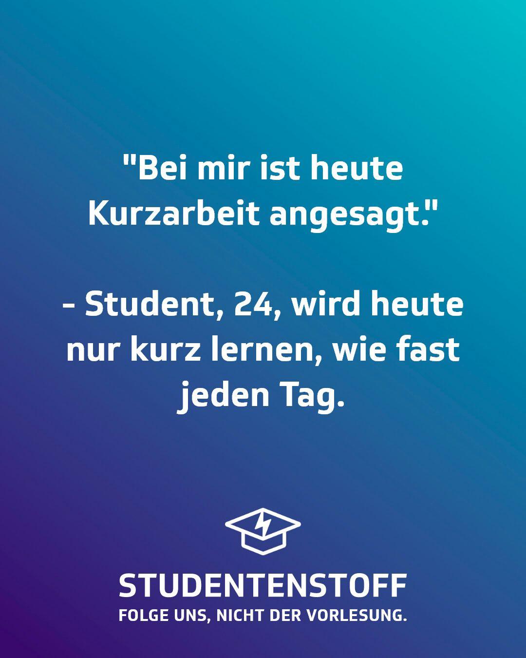 Kurzarbeit Studenten Leben Universitat Bielefeld Universitat Munster