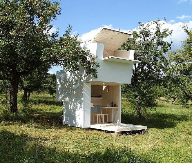 Seelenkiste A Flat Pack Retreat From Germany By