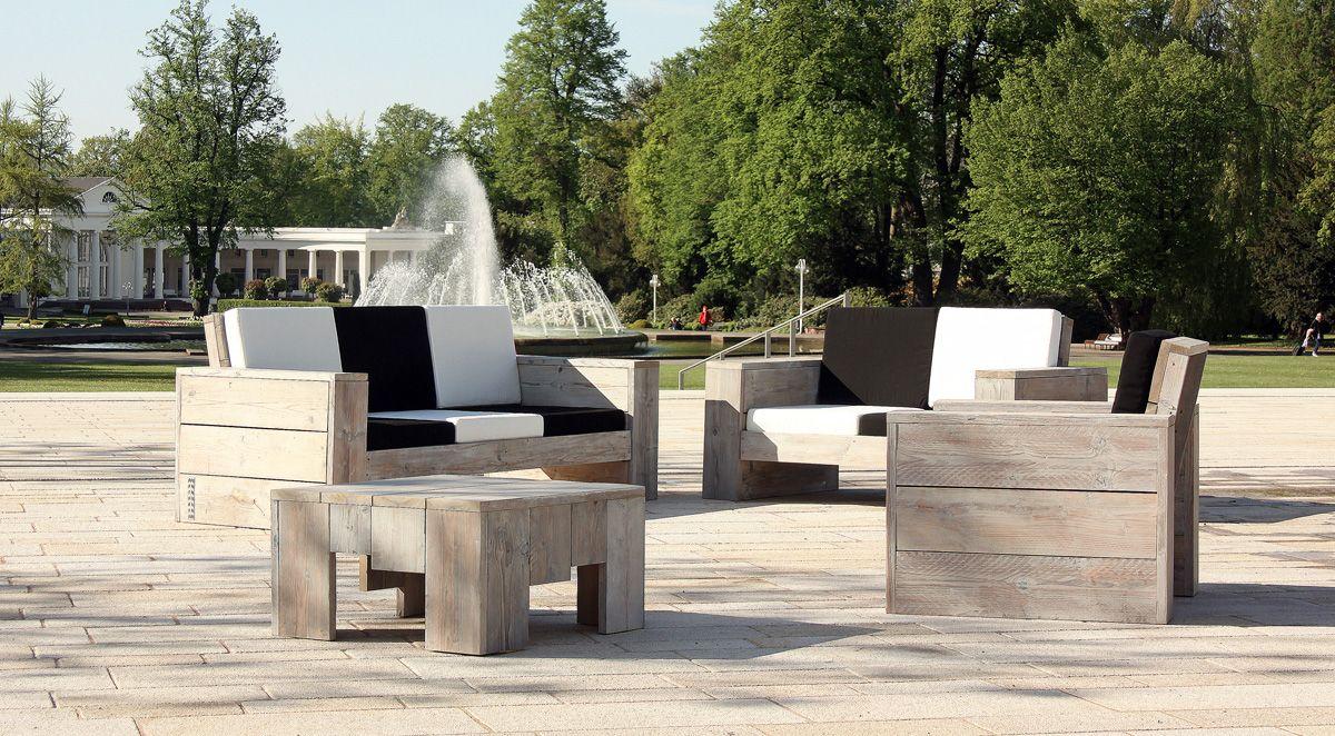 Edle Lounge U0026 Gartenmöbel » TREIBHOLZ Gartenmöbel » Holz Gartenmöbel  Loungemöbel Terrassenmöbel Gastromöbel