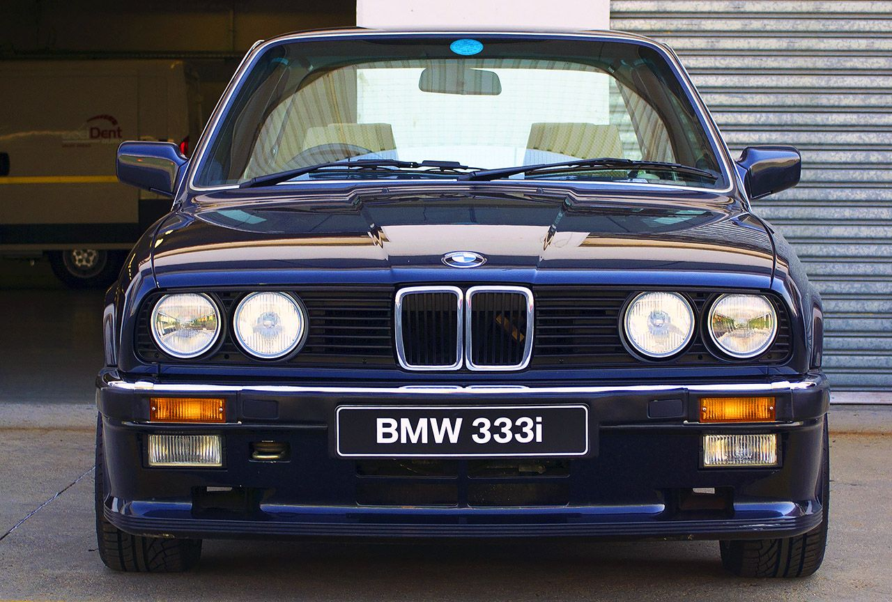 Bmw E30 333i South African M3 Http Www Bmwblog Com 2015 07 07 Bmw E30 333i South African M3