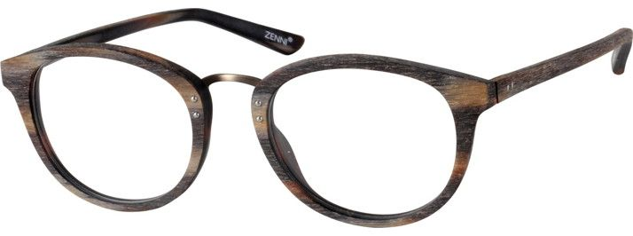 Acetate Full-rim Frame44101 | Brown, Eyewear and Fashion clothes
