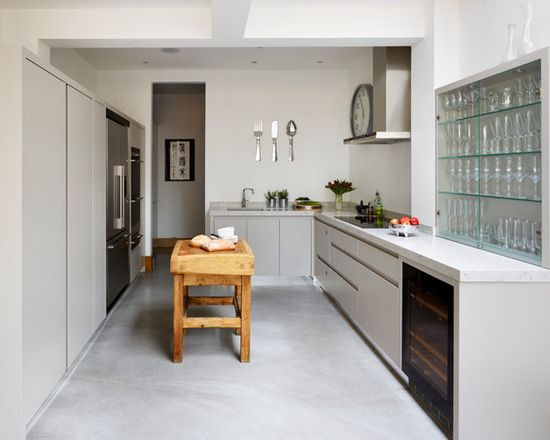 East Sheen Painted Modern Kitchen - Products | Kitchen ...