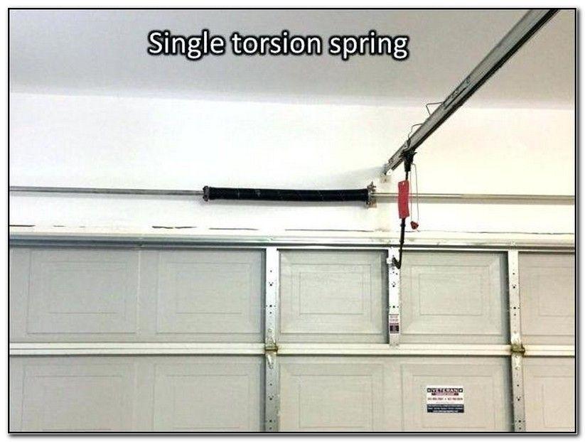 Garage Door Torsion Springs Sale Garage Door Torsion Spring Single Garage Door Garage Door Springs