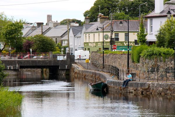 Photo taken this summer in Galway city, Ireland.