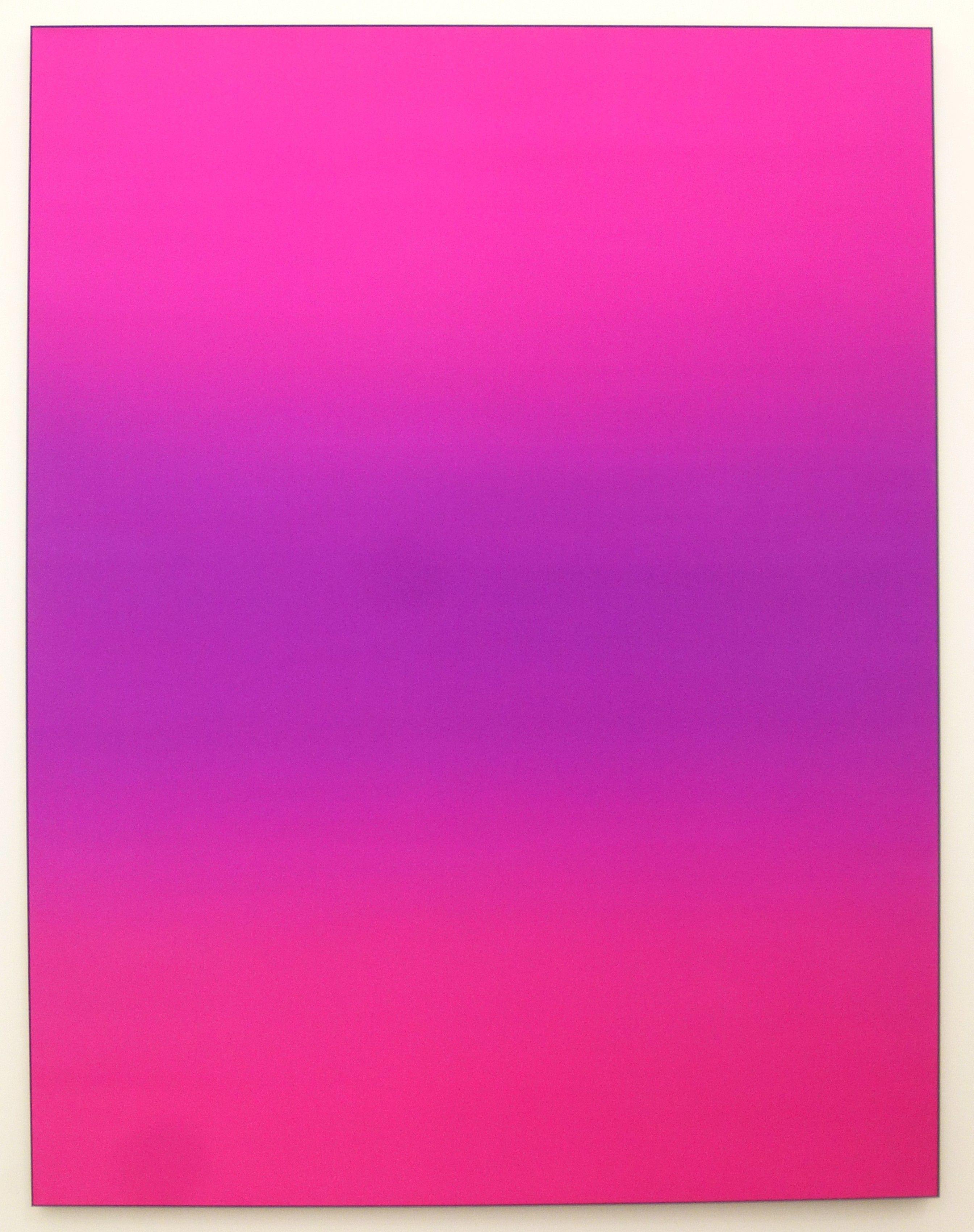 Pink Thing of The Day: Matti Braun, Untitled