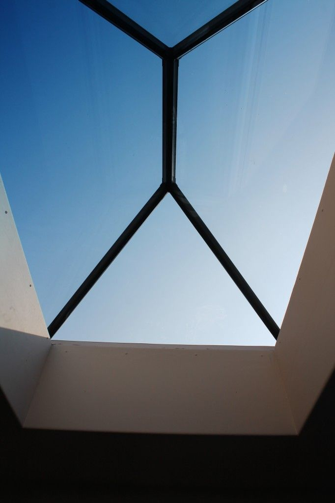 Structurally Bonded Roof Lantern Rooflight And Skylights For Flat Lications Frameless Gl Light Design With Prices From 1025