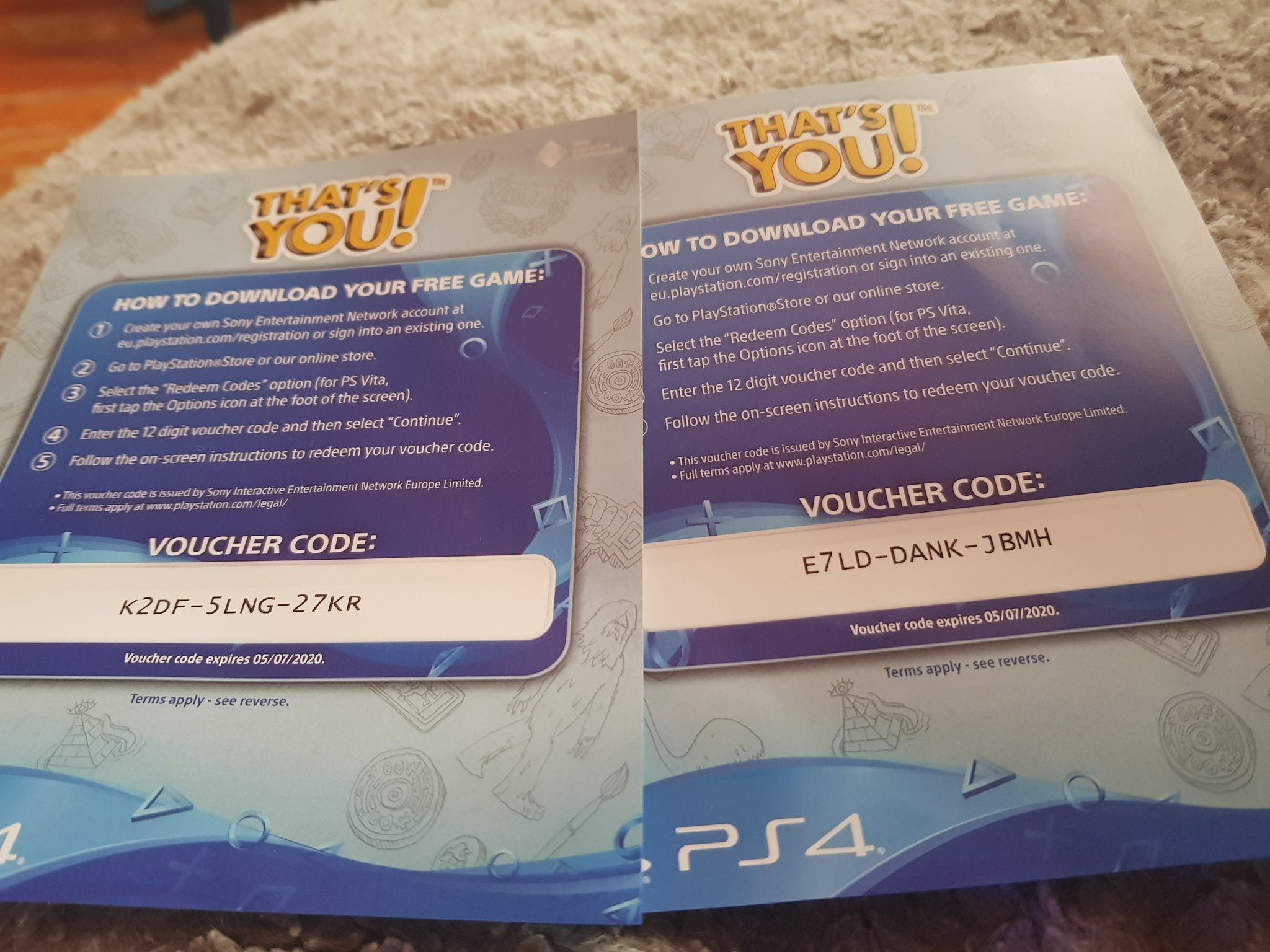 Ps4 Game Codes Free