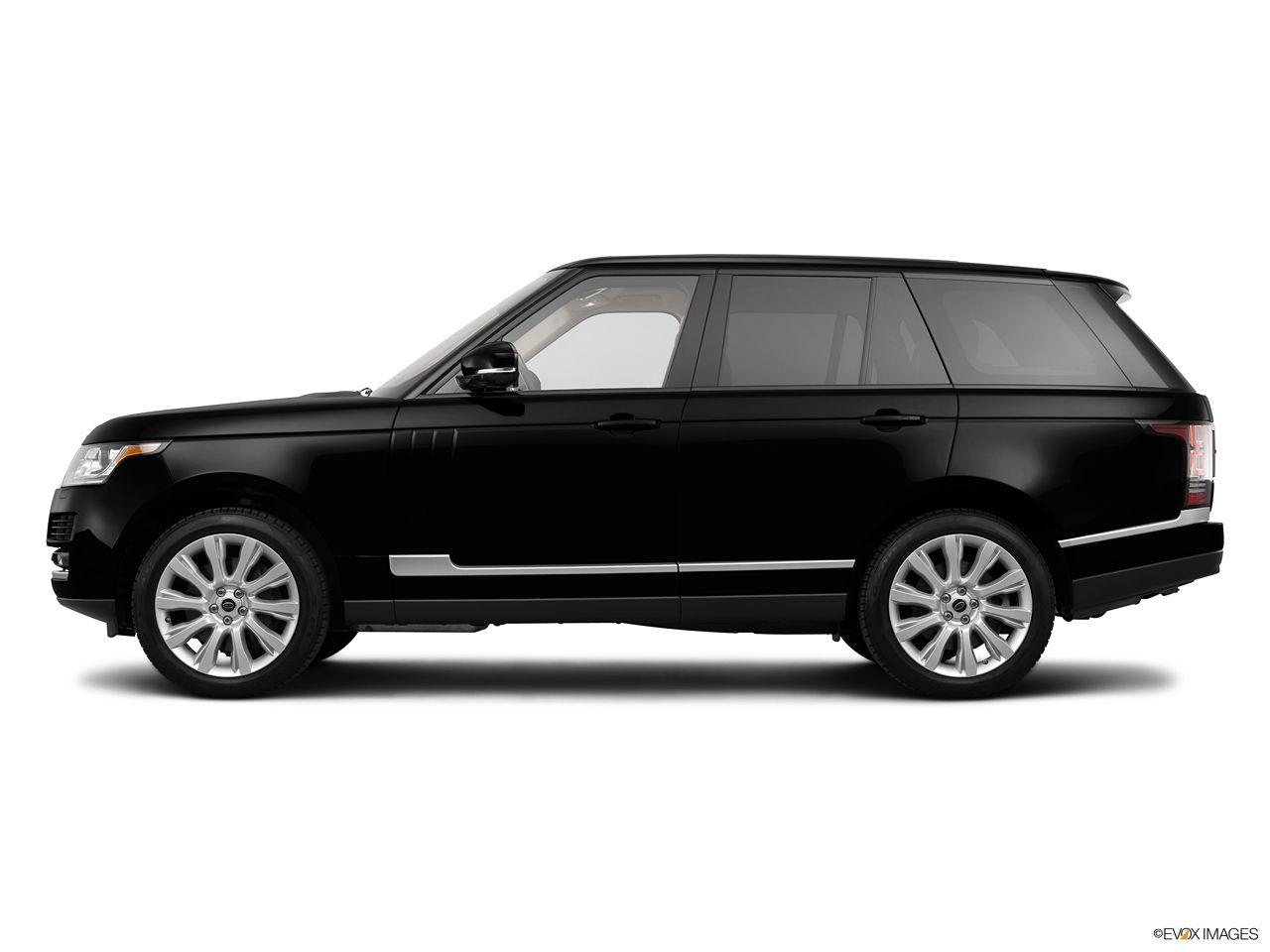 2015 Land Rover Range Rover. Blank black. Range rover