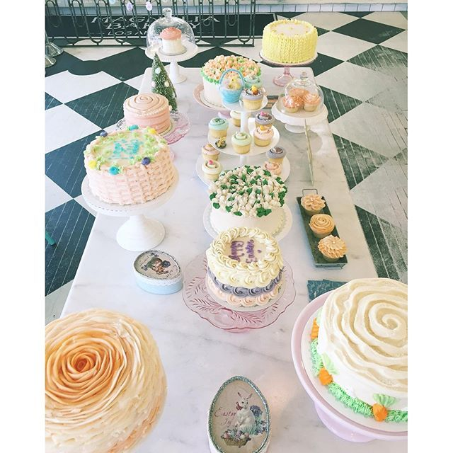 @smashleybell - Cake fixes everything, right @caraasantana?