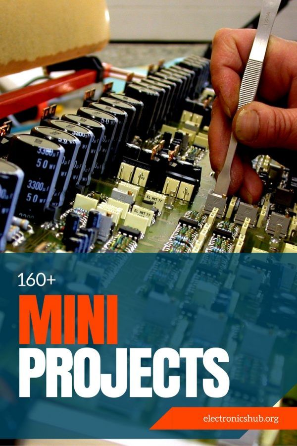 160 free electronics mini projects circuits for engineering rh pinterest co uk