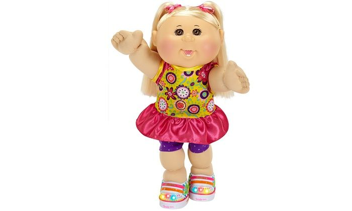 """Cabbage Patch Kids 14"""" Twinkle Toes Dolls 