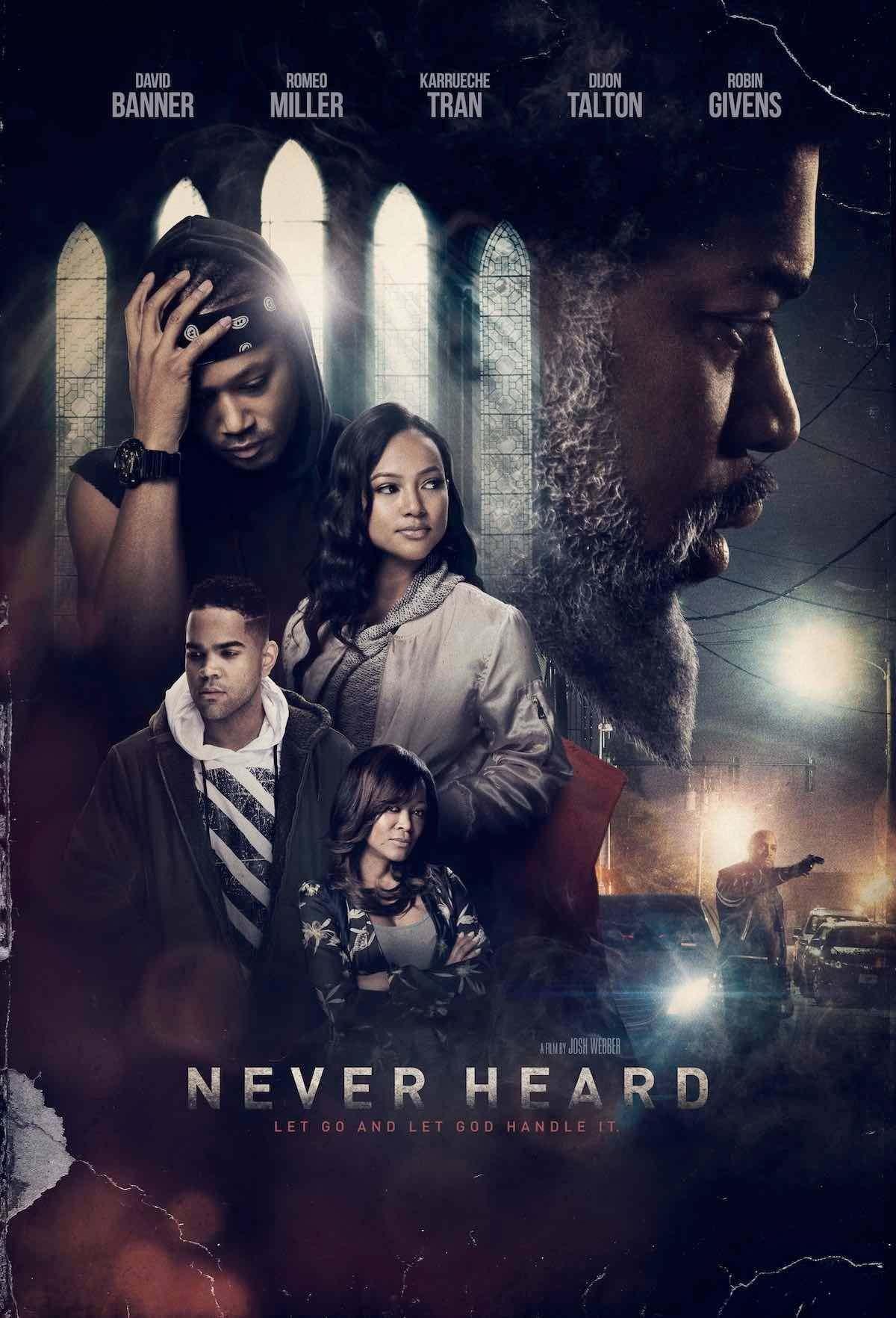 NeverHeard My quick read movie review and rating is now