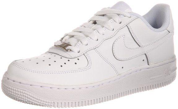 presupuesto Álgebra cocina  NIKE Air Force 1 - Zapatillas De Atletismo de cuero niño: Amazon.es:  Zapatos y complementos | Nike air force, Zapatillas mujer nike, Nike air
