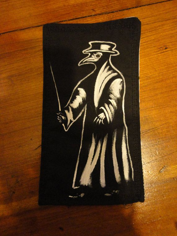 Plague doctor Patch by SpidersParlour on Etsy