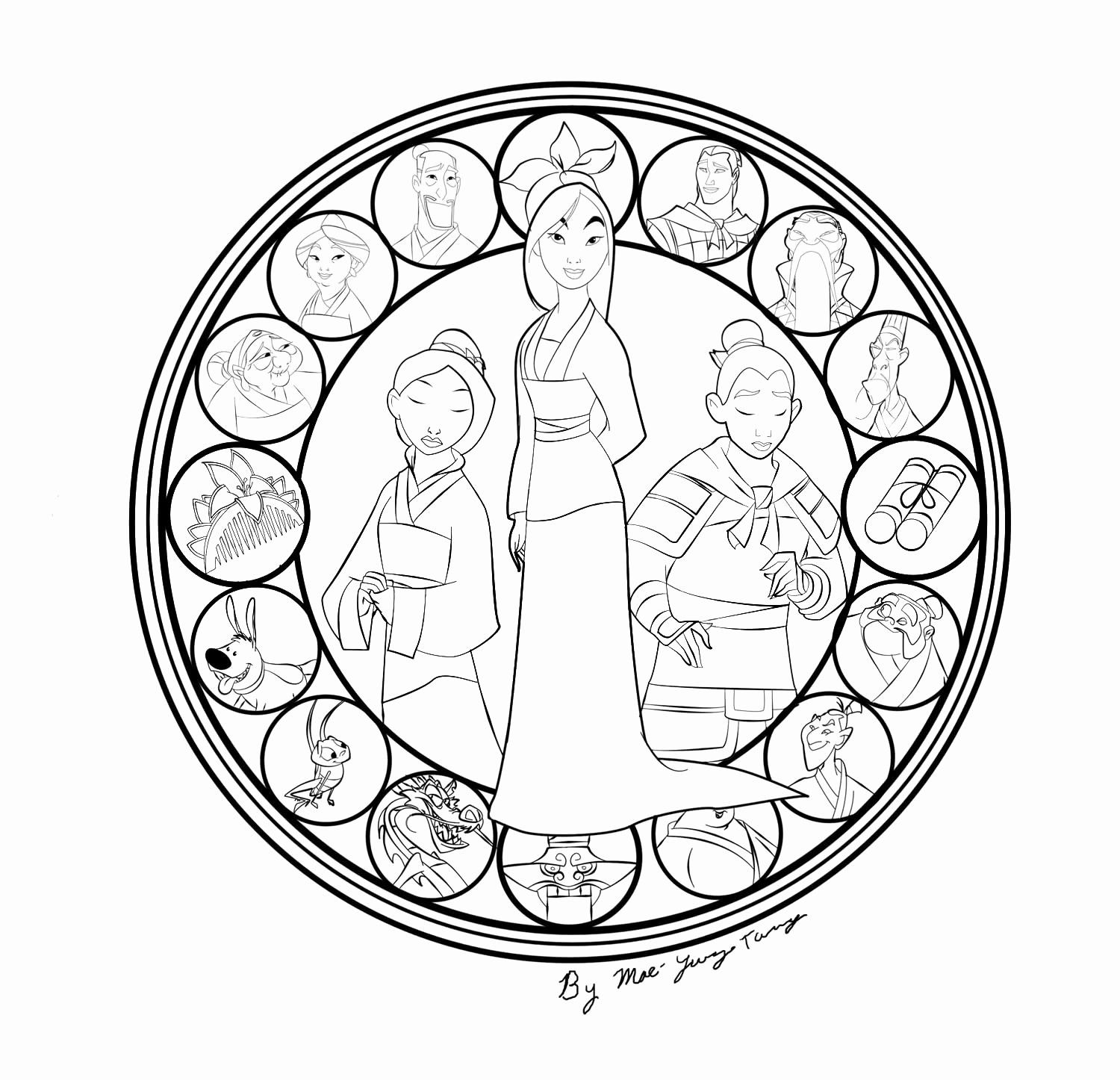 Disney Stained Glass Coloring Pages Beautiful Coloring Mandalas Fruit Coloring Pages Princess Coloring Pages Disney Princess Coloring Pages [ 1446 x 1500 Pixel ]
