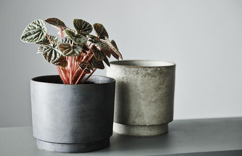 Anchor Ceramics Outdoor With Images Stoneware Planter Ceramics Handmade Ceramics