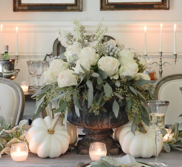 How to Make This Fall Centerpiece in 3 Easy Steps - Sanctuary Home Decor