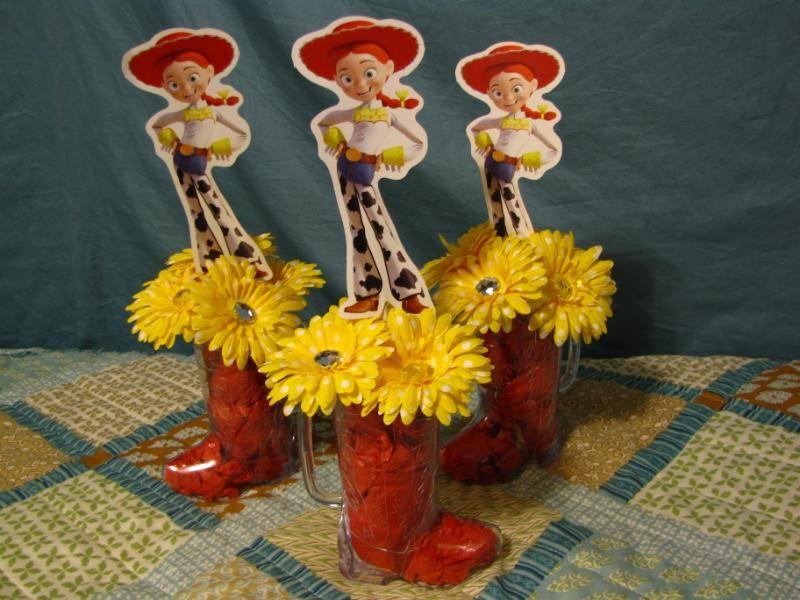 New Pinata Pics Toy Story Jessie Cowgirl Party Progress Ideas