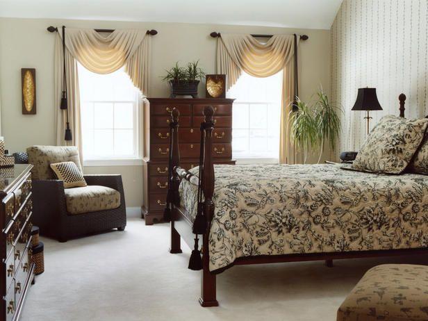 Black Toile Decorating: Designer Showcase: 40+ Master Bedrooms For Sweet Dreams