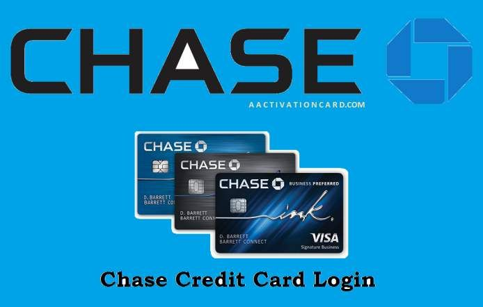 Chase Credit Card Login, Apply for Chase Credit Card (With