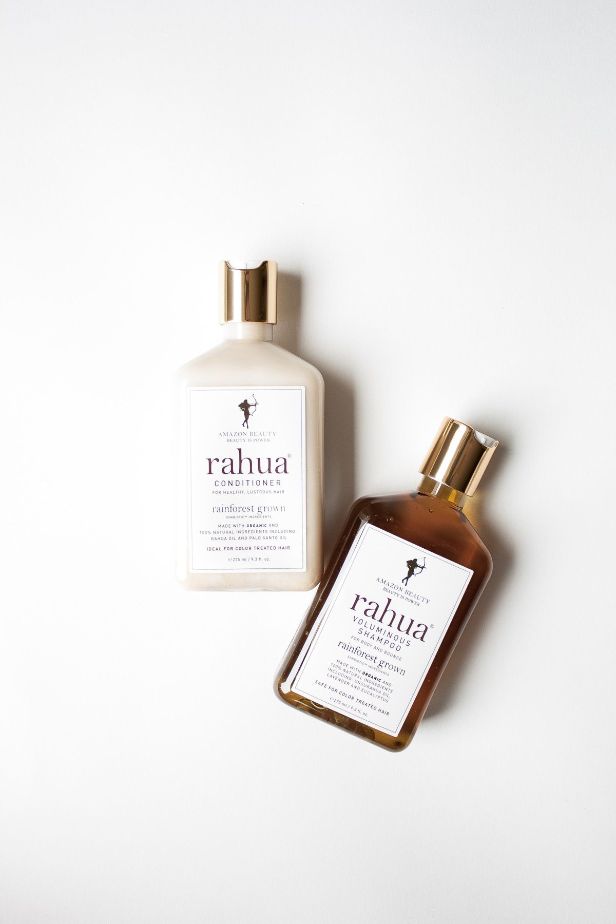My new favorite shampoo and conditioner. Perfect for color