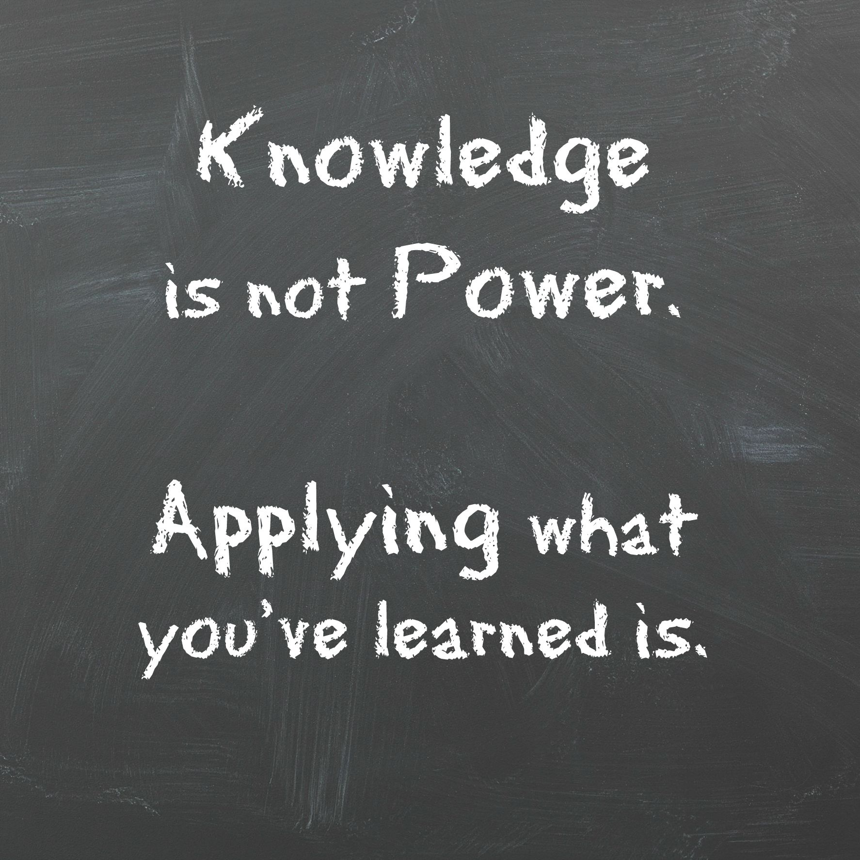 Knowledge Without Action Is Futile...go Ahead And Quit Pinning About  Fitness And Go Do Something About Fitness Right?