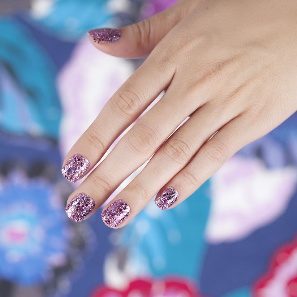 With this bling. This weekend. Get your Gel Fantasy nails today ...