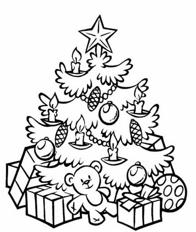 Asombroso Colorante De Navidad En Línea Embellecimiento - Dibujos de ...
