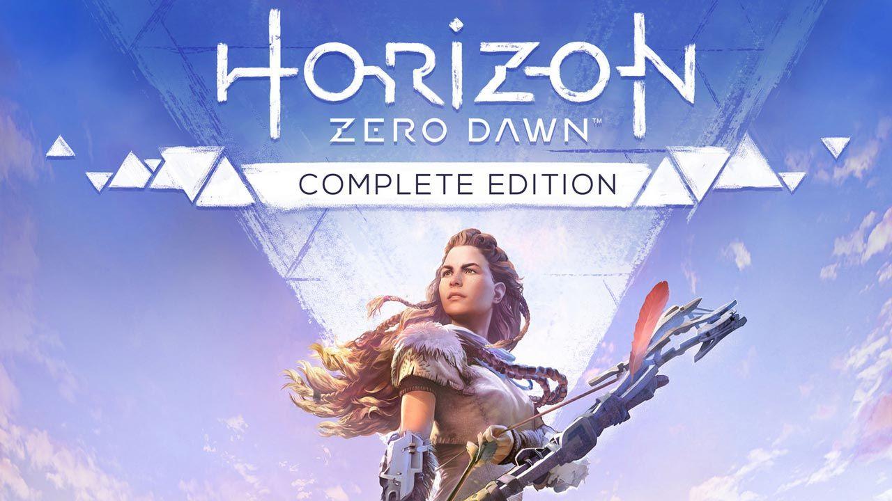Horizon Zero Dawn Complete Edition on sale for 12.48